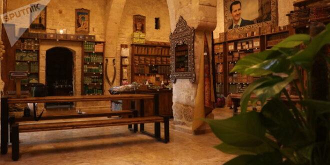 حلب تطرق أبواب غينيس بأكبر قطعة صابون غار في العالم .. شاهد !