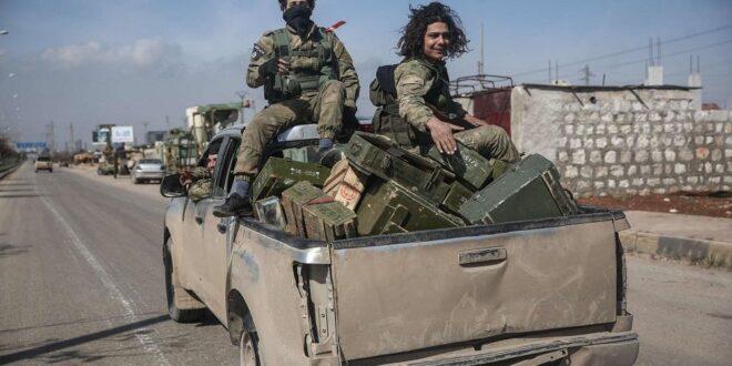 14 قتيل سوري في معارك أرمينيا خلال ساعات