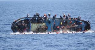 غرق 4 شبان سوريين أثناء عبورهم من ليبيا إلى إيطاليا