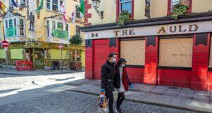 أيرلندا أول دولة أوروبية تعود للحظر الشامل