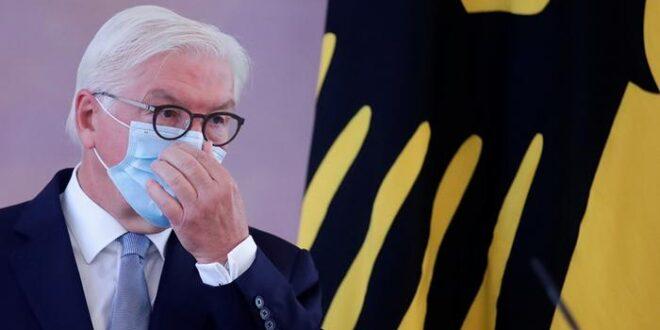 الرئيس الألماني في الحجر ..وميركل: أرجوكم الزموا منازلكم