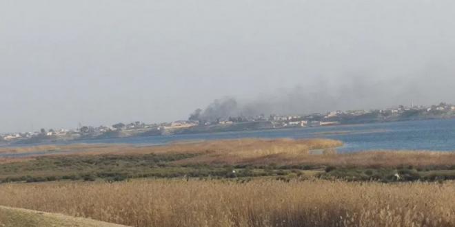 تفجير يستهدف خط الغاز بريف الحسكة الجنوبي
