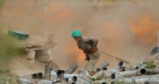 الرئيس الأرميني يحذر من إمكانية تحول القوقاز إلى سوريا أخرى