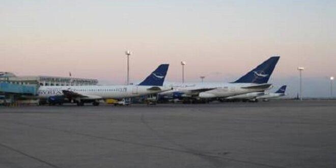 مطار دمشق يعود إلى العمل تدريجيا مع رحلات إلى قطر والإمارات