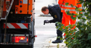 اعتقال طالب لجوء سوري بتهمة تنفيذ عملية طعن في المانيا