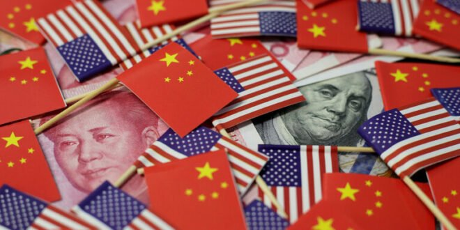 الصين تقرر فرض عقوبات على شركات أمريكية