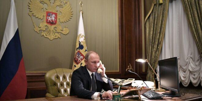 بوتين يعرب لأردوغان عن قلقه إزاء ارسال مرتزقة سوريين للقتال في أرمينيا