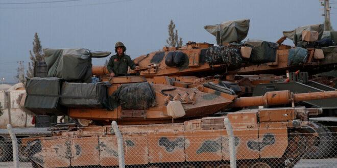"""أنقرة تعلن تحييد 5 من """"العمال الكردستاني"""" شمالي سوريا"""
