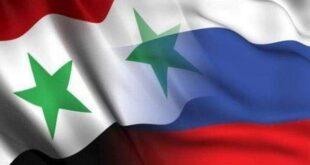 مباحثات روسية سورية لتأمين المواد الأساسية وتشجيع الاستثمار