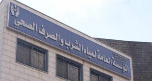 زيادة ساعات تقنين المياه في دمشق بدءاً من يوم أمس على النحو التالي