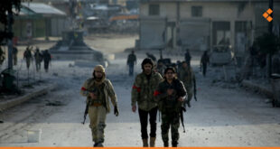 اشتباكات جديدة بين المجموعات المسلحة التابعة لتركيا في ريف حلب