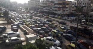 أزمة البنزين في سوريا مكانك راوح!