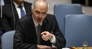 الجعفري: الجولان المحتل كان وسيبقى أرضاً سورية وهذا أمر لا مساومة فيه
