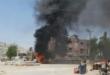 Screenshot 2020 10 02 إصابة تسعة طلاب جراء انفجار عبوة ناسفة في ريف دمشق تلفزيون الخبر اخبار سوريا