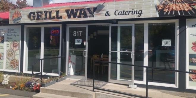 مطعم ومتجر مثلجات لسوريين يتعرض للسرقة في كندا
