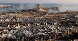لبنان يطلب من الإنتربول اعتقال روسيين بسبب انفجار بيروت