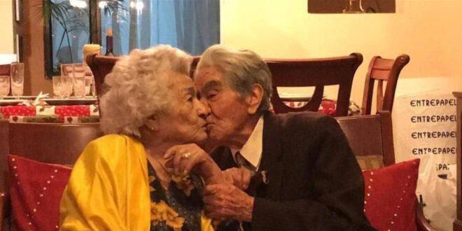 عمرهما 215 عاما.. نهاية قصة أكبر زوجين في العالم