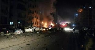 قتلى ب انفجار مستودع ذخيرة لهيئة تحر ير الشام بريف إدلب