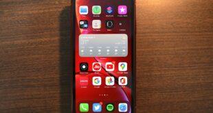 مسح جهاز آيفون إذا استنزف iOS 14 البطارية