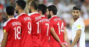 """""""قيصر"""" يهدد حلم السوريين بوصول منتخبهم الى كأس العالم"""