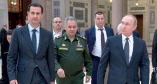 الشرق الأوسط: 10 نقاط خلافية بين دمشق وموسكو في «الملف السوري»