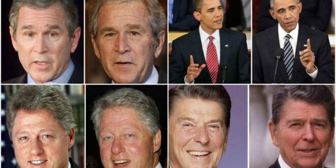 بوش تقيأ خلال عشاء رسمي وكيندي زير نساء.. 12 حقيقة مثيرة عن رؤساء أميركا