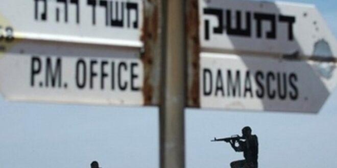 """مسؤول إسرائيلي يهدد بتدخل عسكري """"كبير"""" في سوريا"""