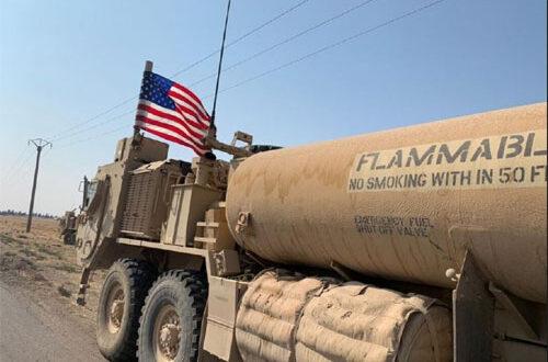 سرقة 40 صهريجاً من النفط السوري وإخراجها إلى العراق