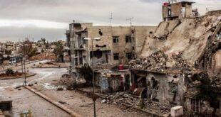 إيران تقترح إنشاء صندوق دولي لإعادة إعمار سورية
