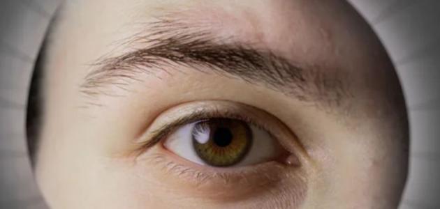 اكتشف شخصيتك من زواية العين