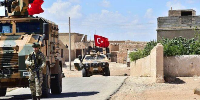 """تركيا تفرض طوقاً عسكرياً في جبل الزاوية جنوب """"M4"""" عبر ١٣ نقطة مراقبة"""