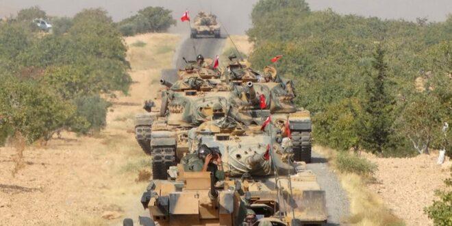الجيش التركي ينسحب من «معرحطاط» جنوب إدلب