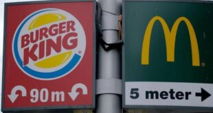 برغر كنغ يناشد الجميع طلب الطعام من مكدونالدز!