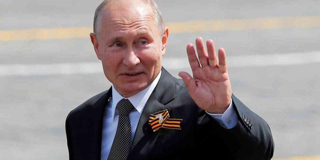 بالفيديو: شاهد غرفة استراحة الرئيس الروسي
