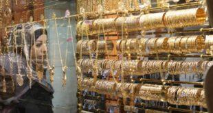 غرام الذهب محلياً يقارب 140 ألف ل.س