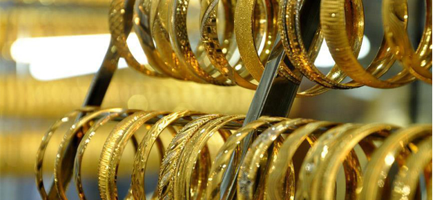 انخفاض سعر غرام الذهب السوري 5 آلاف ل.س