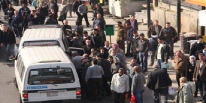 """محافظة دمشق تحيل عدد من أصحاب """"السرافيس"""" للقضاء لمتاجرتهم بمخصصات المازوت"""