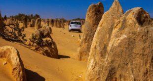سر الجسم الغامض في الصحراء الأمريكية
