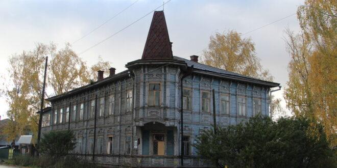 عرض منزل تراثي في روسيا للبيع بـ 1 روبل