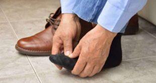 طرق علاج تورم اصابع القدم بسبب الحذاء