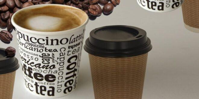 مخاطر شرب القهوة والشاي في أكواب ورقية
