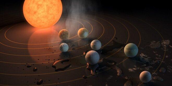 لقاء فلكي بين كوكبين عظيمين قريباً.. لم يحدث منذ 800 عام