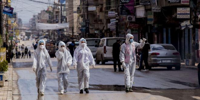 طبيب صدرية: أغلب سكان دمشق أصيبوا بالفيروس