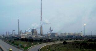 شركة إيرانية تنتهي من صيانة إحدى وحدات مصفاة حمص