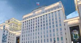 الدفاع الروسية: الطيران السوري والروسي لا يستهدفان أهدافاً مدنية في إدلب