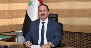 وزير النقل السوري يعلن عن رحلات من حلب الى مصر والسودان قريباً