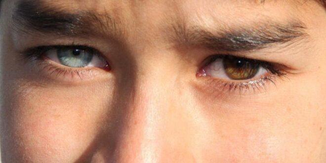 تعرف الى شخصيتك من لون عينيك