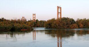 الجسر المعلق.. دمرته الحرب وما زال عالقا في ذكريات السوريين