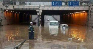 محافظة دمشق تعد المواطنين بموسم مطري آمن..!