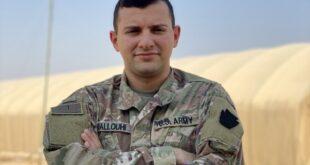 فادي ملوحي.. جندي أمريكي من أصل سوري يخدم في سوريا